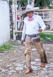 国际墨西哥流浪乐队& Charros节日 免版税库存照片