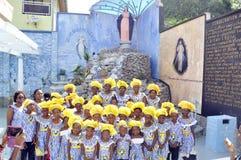 国际天儿童的权利 库存图片