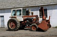 1206国际性组织Farmall拖拉机 免版税库存图片
