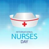 国际护士天 库存照片