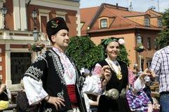 国际无形的文化遗产节日, 07 15 2017年, 免版税库存照片
