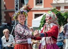 国际无形的文化遗产节日07 15 2017年, 图库摄影
