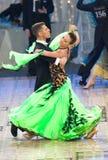 国际比赛舞蹈掌握2010年 库存照片