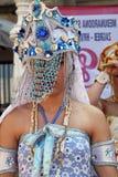 国际民间传说节日, 2017年 萨格勒布,克罗地亚, 82 免版税库存照片