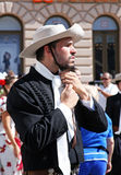 国际民间传说节日, 2017年 萨格勒布,克罗地亚, 111 免版税图库摄影
