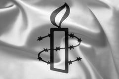 国际特赦组织 库存图片