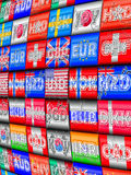 国际的货币 免版税库存图片