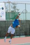 国际网球欧洲比赛 免版税库存照片