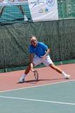 国际网球欧洲比赛 库存图片
