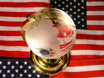 国际美国人 免版税库存照片
