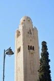 国际耶路撒冷ymca 免版税库存照片