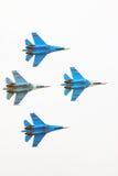 国际航空航天沙龙MAKS-2013 库存图片