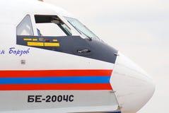国际航空航天沙龙MAKS-2013 免版税库存照片