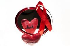 国际艾滋病天摘要照片 免版税库存照片