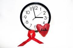 国际艾滋病天摘要照片 库存图片