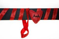 国际艾滋病天摘要照片 图库摄影