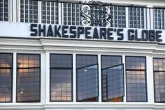 国际莎士比亚地球中心 免版税库存照片