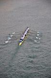 国际赛船会划船都灵 库存照片