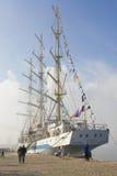 国际赛船会,瓦尔纳,保加利亚 库存照片