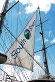 国际赛船会 瓦尔纳,保加利亚 免版税库存图片