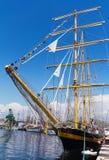 国际赛船会 瓦尔纳,保加利亚 免版税库存照片