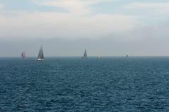 国际赛船会 瓦尔纳,保加利亚 免版税图库摄影