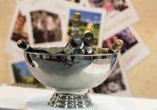 国际酒商品交易会ENOEXPO在克拉科夫 免版税库存图片