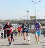 国际马拉松 免版税图库摄影