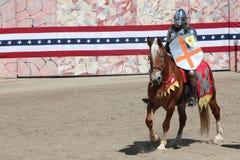 国际马背射击的竞争 库存照片