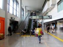 国际终端在成田机场 免版税库存图片