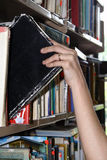 图书管理员 图库摄影