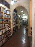 图书馆在老开罗2 免版税库存照片