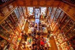 图书馆莱洛旅游业 免版税库存图片