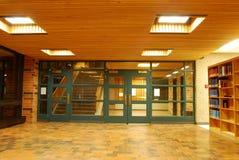图书馆 库存照片