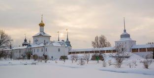 图勒加修道院 免版税库存照片