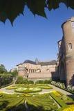 图卢兹Lautrec博物馆 免版税库存图片