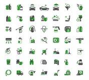 图和信用卡 免版税图库摄影