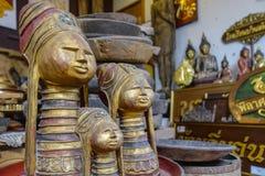 图在一个市场上在清迈 图库摄影