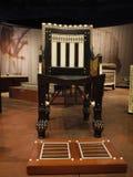 图坦卡蒙他的坟茔和珍宝 免版税库存照片