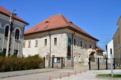 图尔达历史博物馆 免版税库存照片