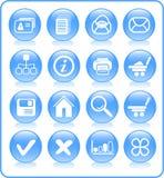 图标 免版税图库摄影