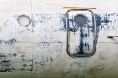 图波列夫TU-134 免版税库存照片