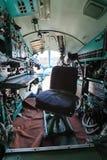 图波列夫Tu134A 库存照片