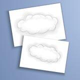 图片的云彩 库存图片