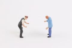 图玩具运载 免版税库存照片