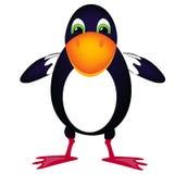 图画神仙的企鹅传说 免版税库存照片