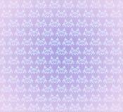 图画轻的模式紫色无缝 免版税库存图片