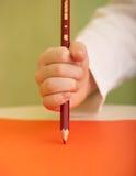 图画铅笔 免版税库存图片