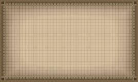图纸背景 也corel凹道例证向量 库存例证