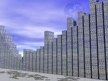 图表图象 免版税库存图片
